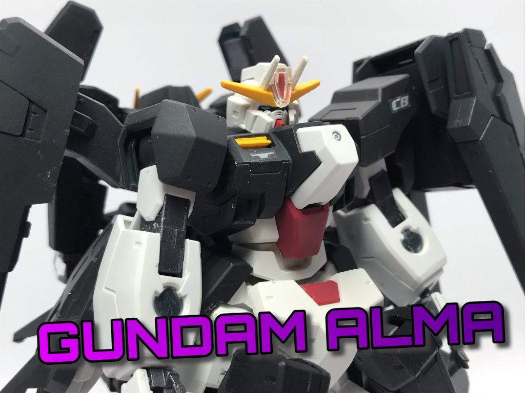ガンダムアルマ 〜GUNDAM ALMA〜