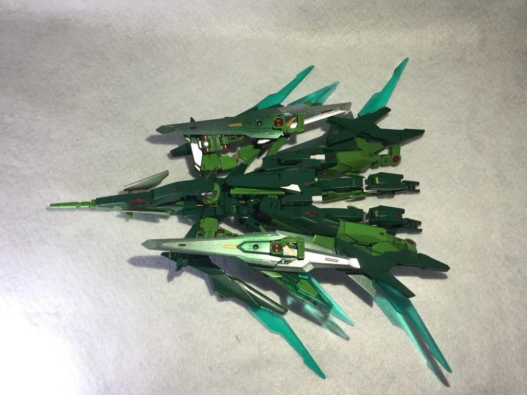 AGEⅡ M-antislayer アピールショット8