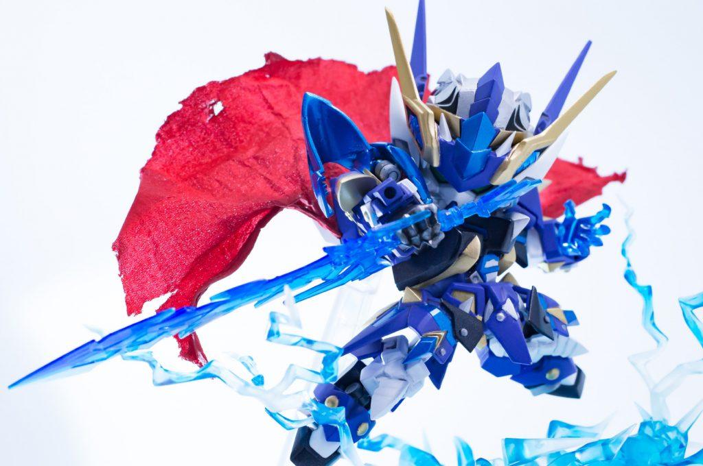 聖竜騎士エフエクス/魔竜剣士イクス