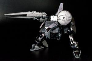 レールガン装備型陸戦用ユーゴー