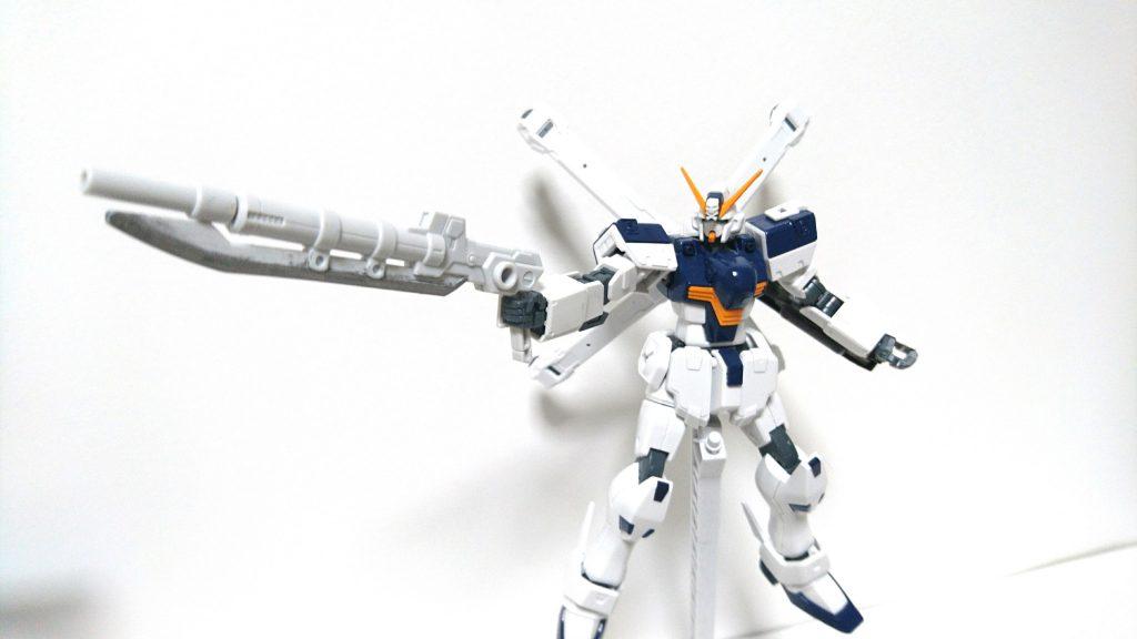 クロスボーンガンダムX-D アピールショット2
