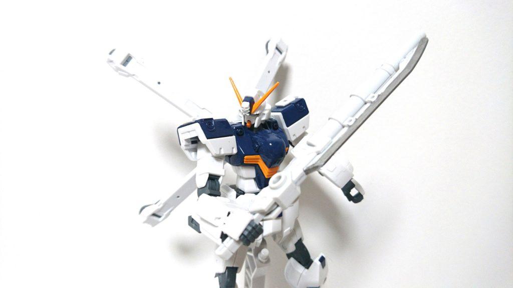 クロスボーンガンダムX-D アピールショット3