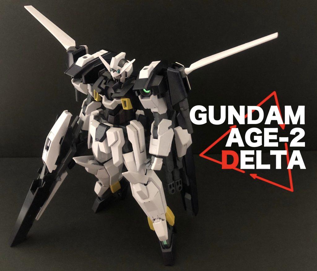三段変形!AGE-2 デルタ