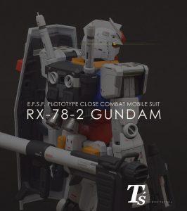 MG GUNDAM -ONE YEAR WAR-