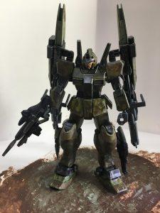 拠点防衛型GMⅢ Forest Master(完成)
