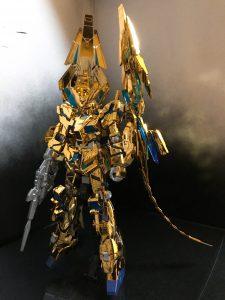 ユニコーンガンダム3号機フェネクス(ナラティブver.)[ゴールドコーティング]