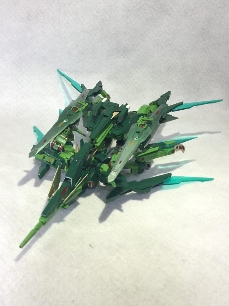 AGEⅡ M-antislayer アピールショット7