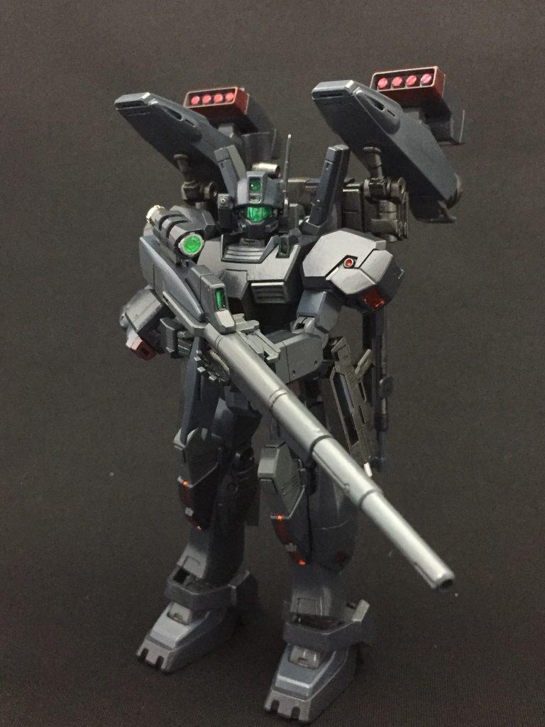 GMⅢ CUSTOM Defenser Unit (ジムⅢ カスタム ディフェンサーユニット)