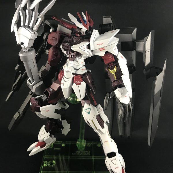 ノーネイム Prototype-紅蓮