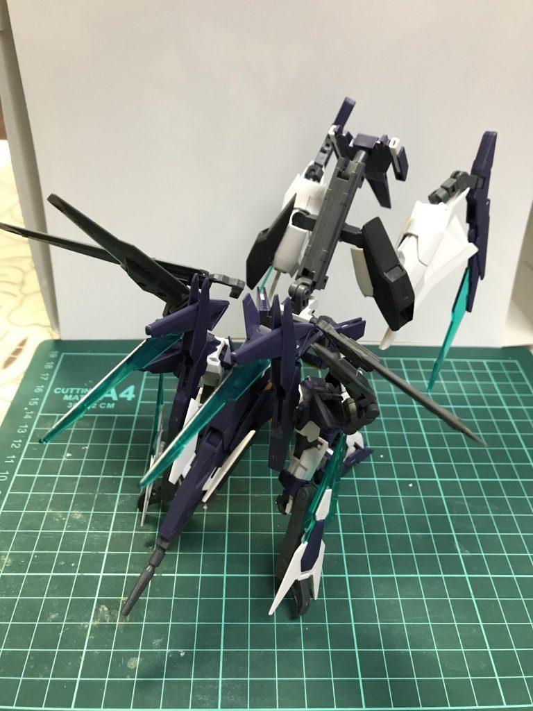 AGEⅡ M-antislayer 制作工程7