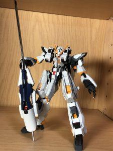 バーザムⅡ(ホワイトカラー)
