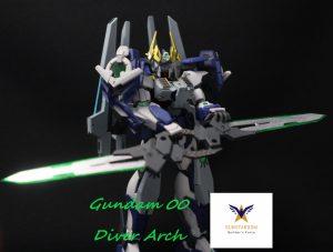 Gundam 00 Diver Arch (ガンダム00ダイバーアーク)