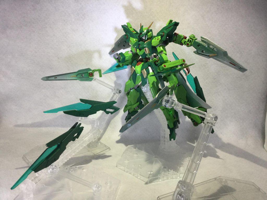 AGEⅡ M-antislayer アピールショット4
