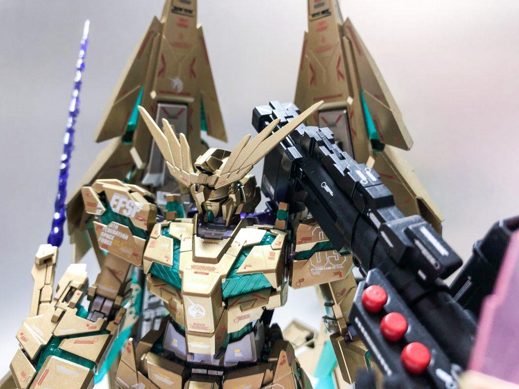 MG ユニコーンガンダム3号機 フェネクス 覚醒版