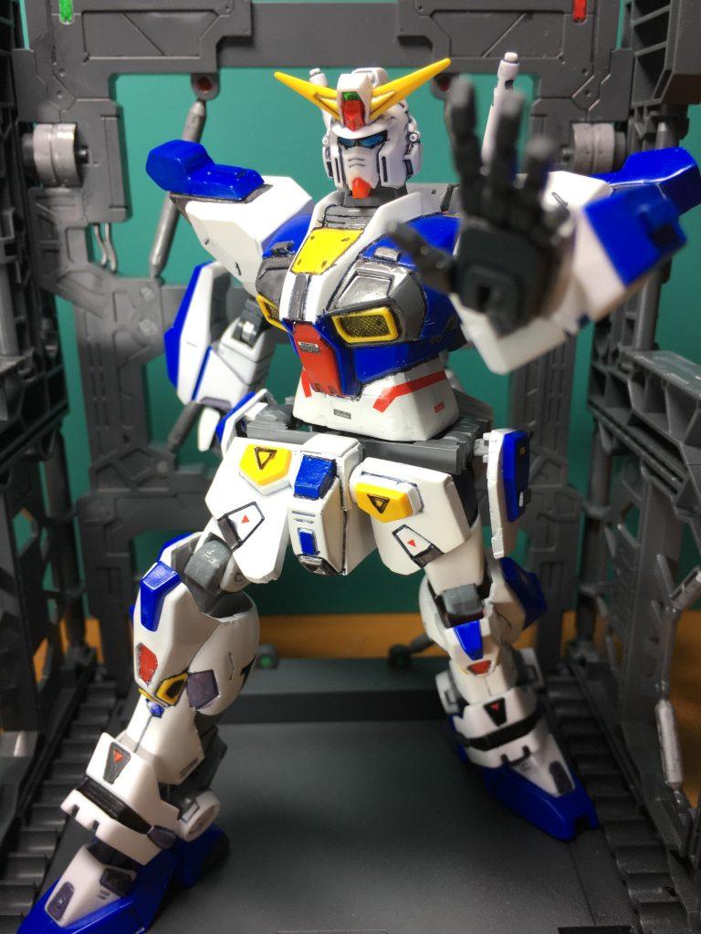 ガンダムF90 (Action Extended 本体編)