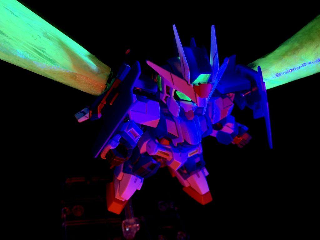 SDCSダブルオーダイバーエース ep12 光る翼