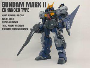 強化型ガンダムマークⅡ