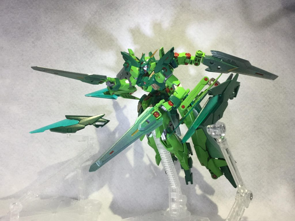 AGEⅡ M-antislayer アピールショット5