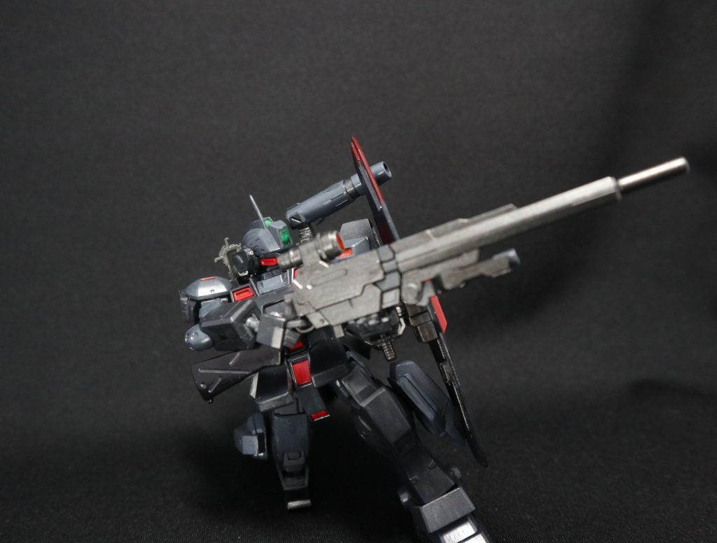 GM Sniper Ⅱ Custom (ジムスナイパーⅡカスタム) アピールショット4