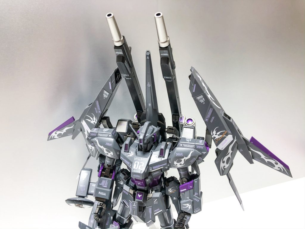 MG ゼータリゼルプラス アピールショット3