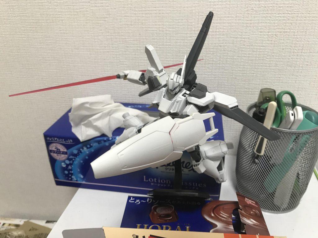RGM-89Sν ν-Sジェガン アピールショット1
