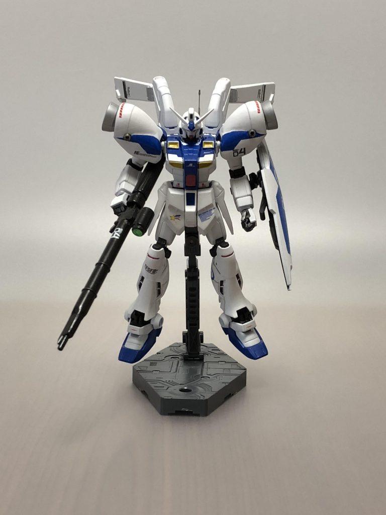 HG RX-78 GP04 ガンダム試作4号機〔ガーベラ〕