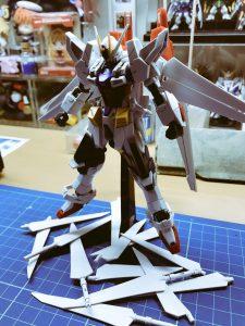 GAT-X105【R/K】クルイローラッシュストライクガンダム
