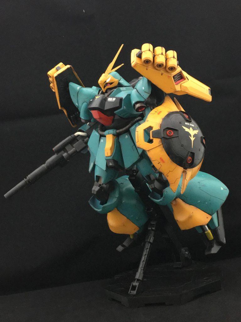 REヤクト・ドーガ アピールショット1