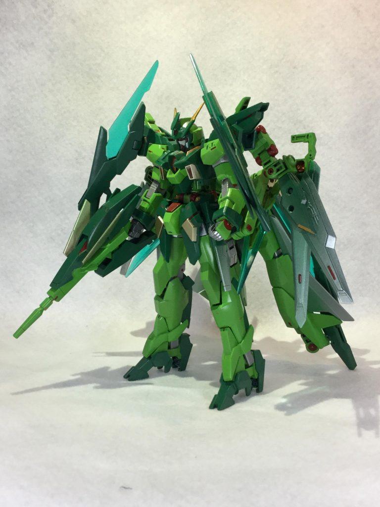 AGEⅡ M-antislayer アピールショット1
