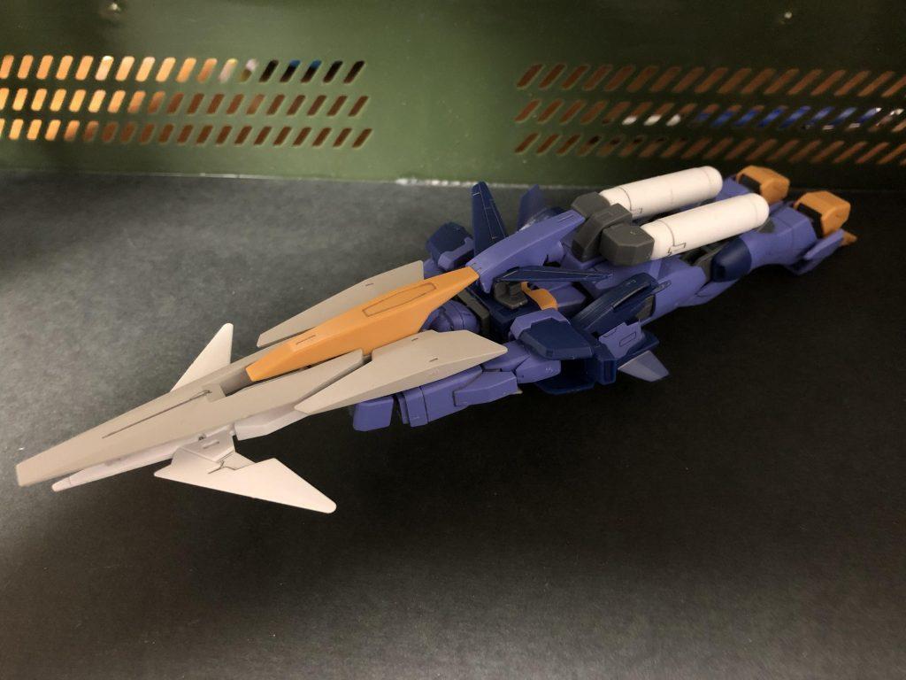 ZGMF-56S/b ブルーインパルスガンダム アピールショット5