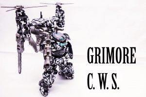GRIMORE C. W. S.