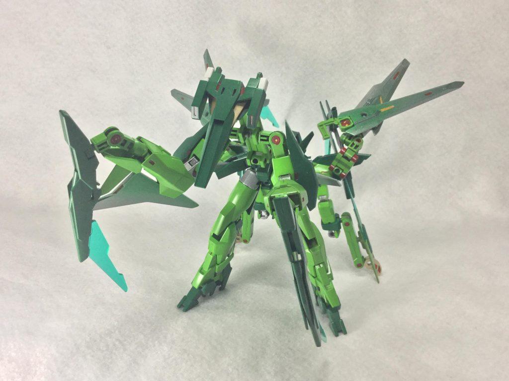 AGEⅡ M-antislayer 制作工程3