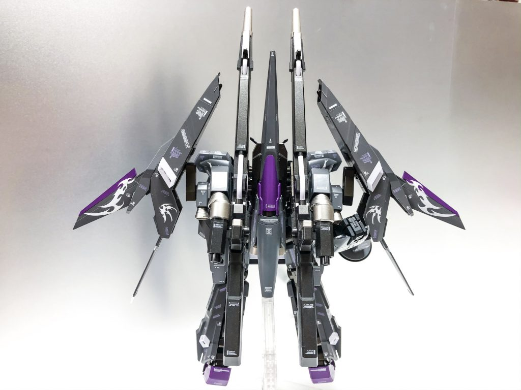 MG ゼータリゼルプラス アピールショット4