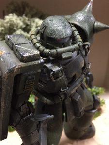 MS-06 ザクII
