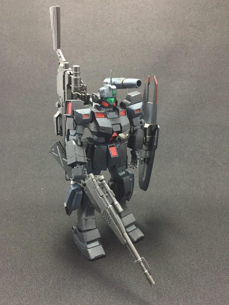 GM Sniper Ⅱ Custom (ジムスナイパーⅡカスタム) アピールショット3
