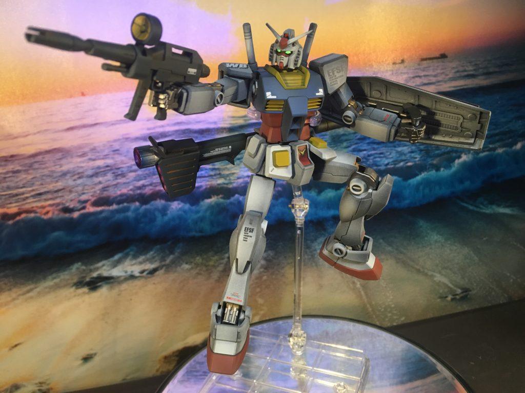 HG  1/144  RX-78-2ガンダム