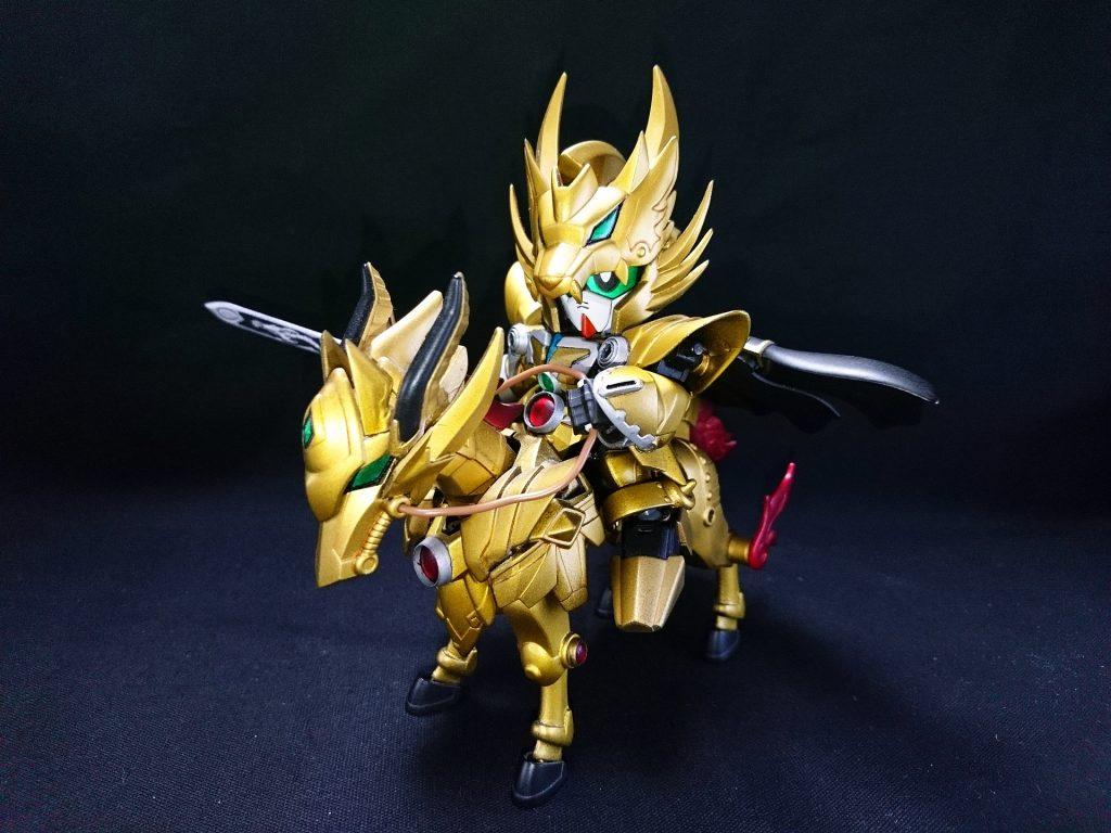 黄金の騎士 アピールショット6