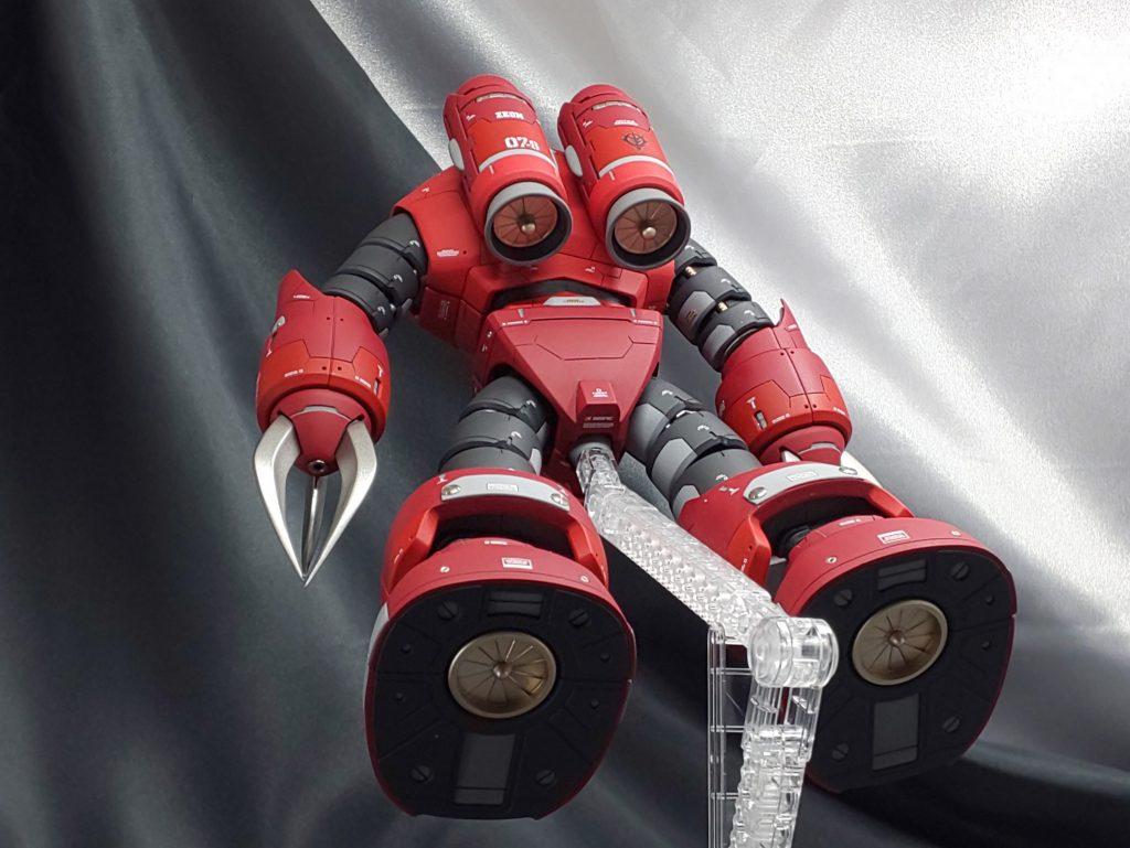MG シャア専用 ズゴック アピールショット6