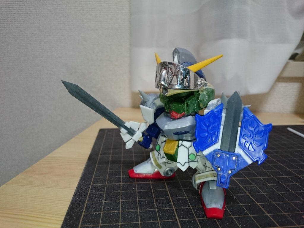 鎧騎士/重甲騎士ガンダムF90 制作工程5