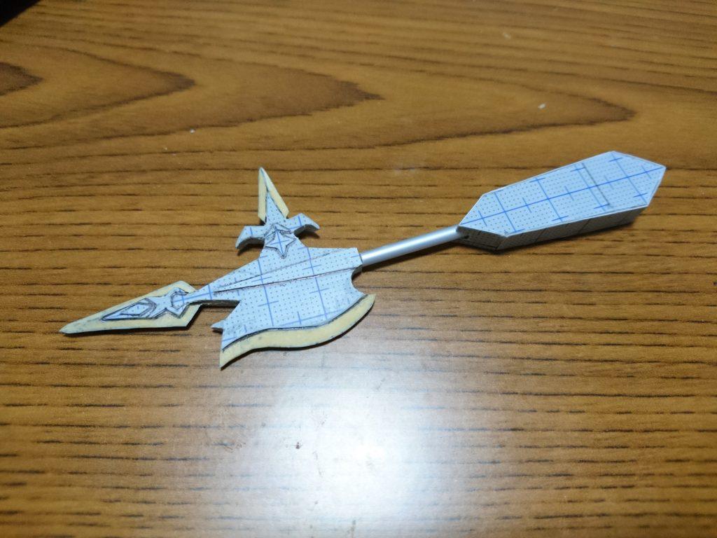鎧騎士/重甲騎士ガンダムF90 制作工程8