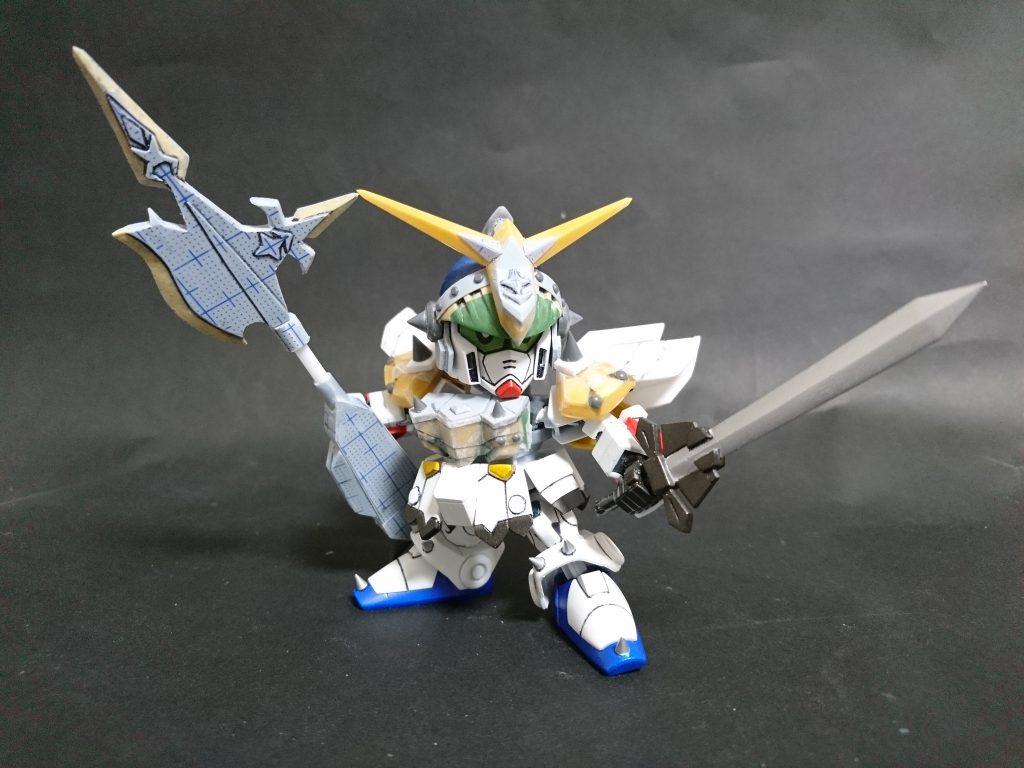 鎧騎士/重甲騎士ガンダムF90 制作工程6