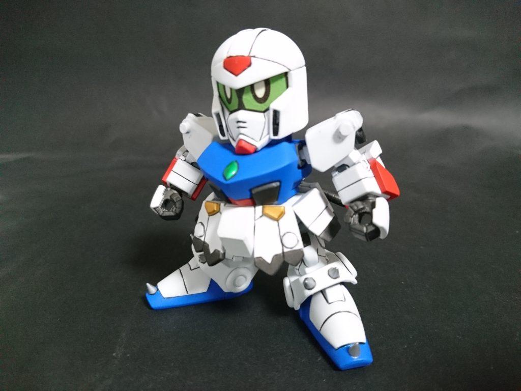 鎧騎士/重甲騎士ガンダムF90 アピールショット1