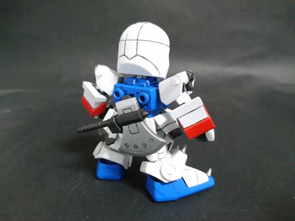 鎧騎士/重甲騎士ガンダムF90 アピールショット2