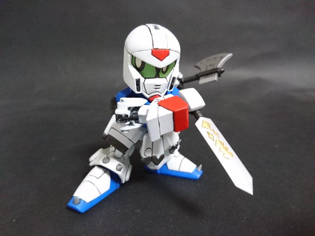 鎧騎士/重甲騎士ガンダムF90 アピールショット3