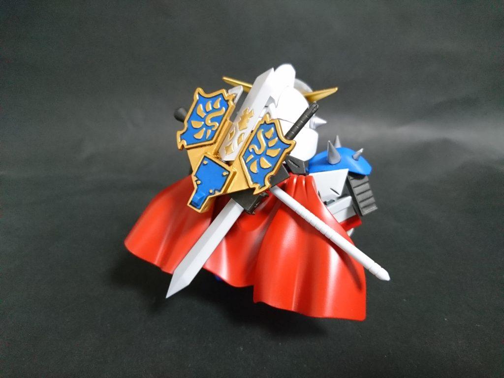 鎧騎士/重甲騎士ガンダムF90 アピールショット7