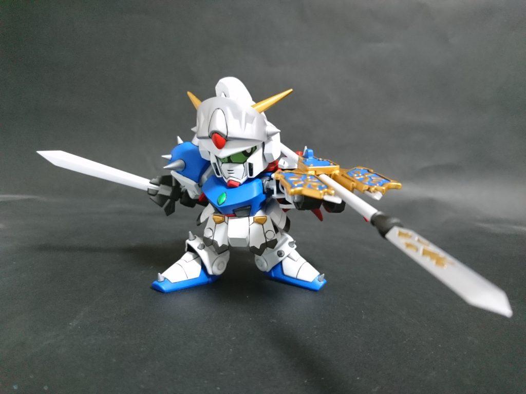 鎧騎士/重甲騎士ガンダムF90 アピールショット6