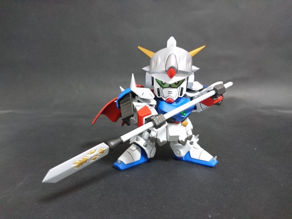 鎧騎士/重甲騎士ガンダムF90 アピールショット5