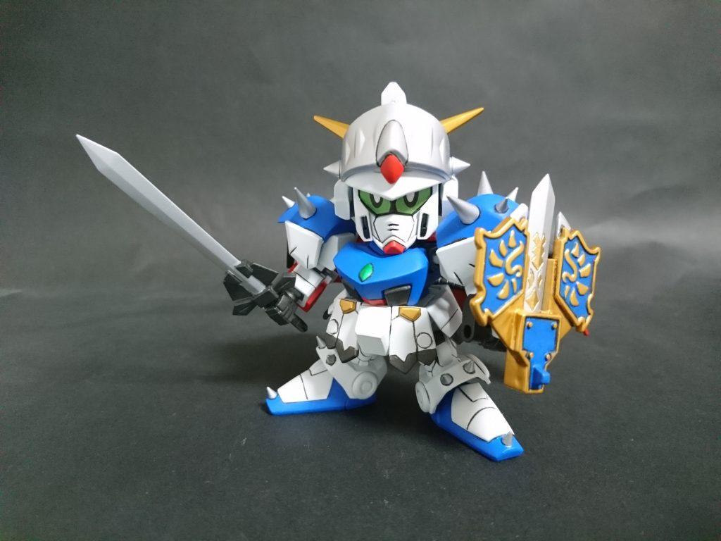 鎧騎士/重甲騎士ガンダムF90 アピールショット4