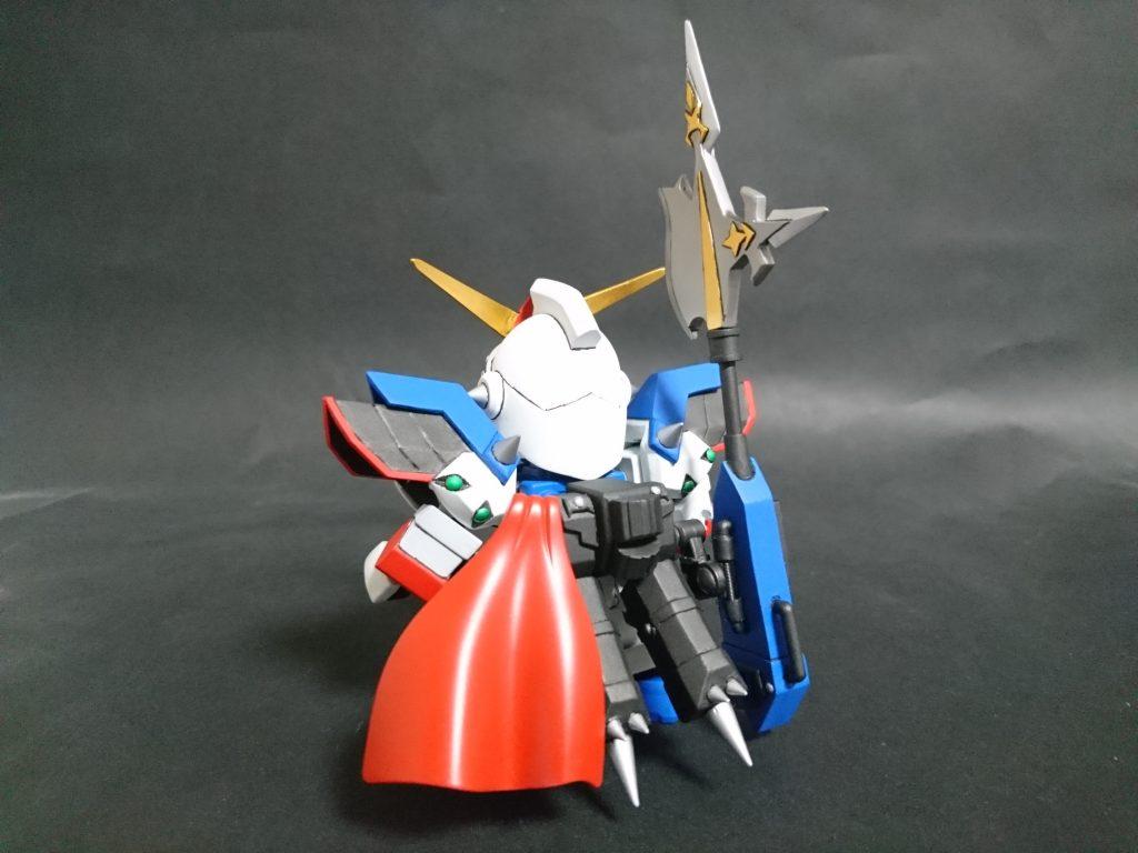 鎧騎士/重甲騎士ガンダムF90 制作工程3
