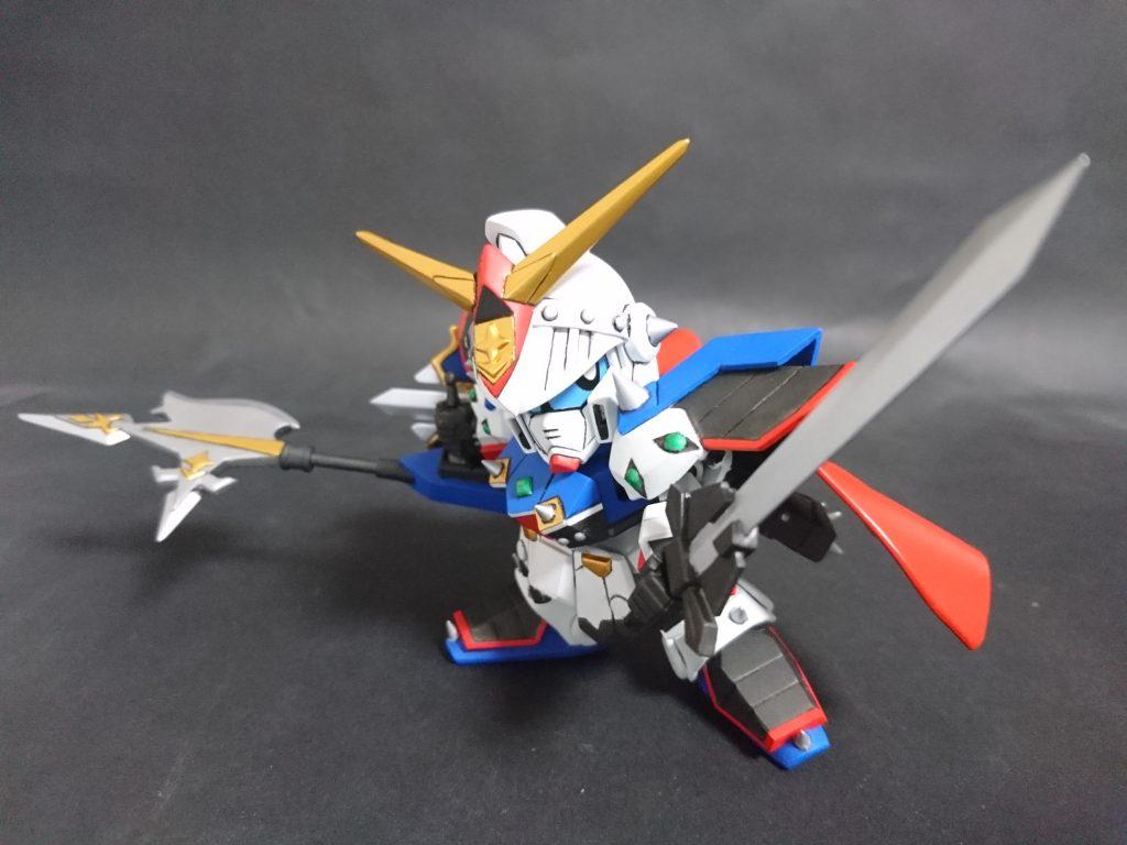 鎧騎士/重甲騎士ガンダムF90 制作工程1